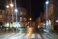 Bezpieczniej na skrzyżowaniu ul. Moniuszki, Łubieńskiego i Mieszka I