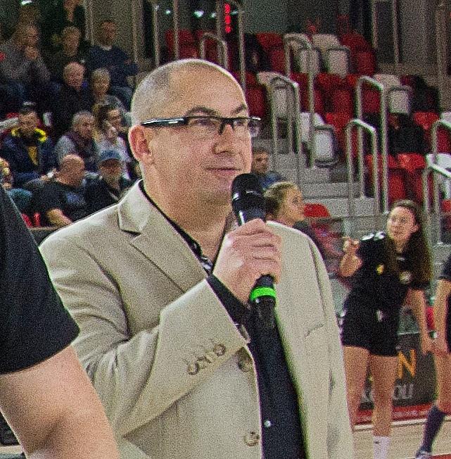 Komunikat MKS PR Gniezno ws. rezygnacji Piotra Rosołka