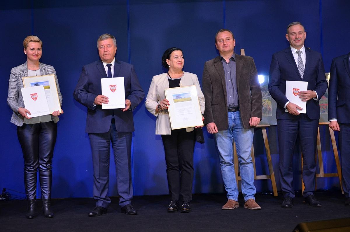Dwa projekty z Gminy Kiszkowo nagrodzone podczas XX Gali