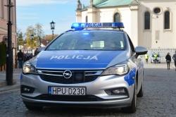 Niechronieni uczestnicy ruchu drogowego - ogólnopolskie działania Policji