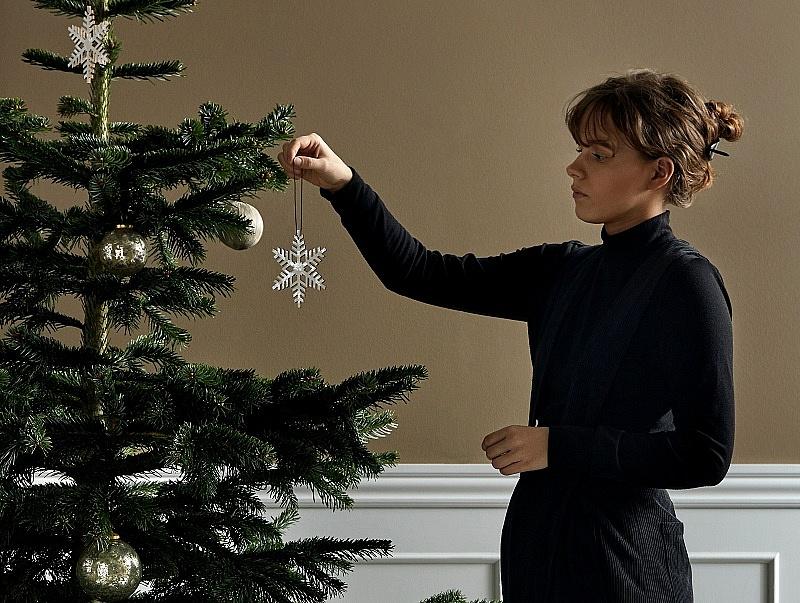 Dekoracje na choinkę - modne ozdoby świąteczne 2019