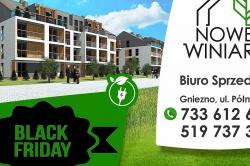 Black Friday na Nowych Winiarach! Mieszkania taniej nawet o 30 tys. zł!