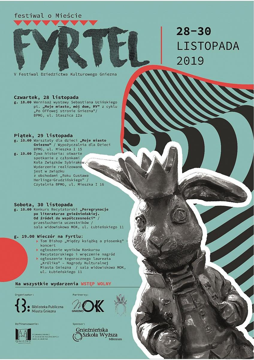 Rusza V Festiwal o mieście FYRTEL