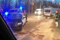 Dziecko poszkodowane w wypadku na obwodnicy Gniezna