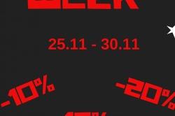 Black Week w Solid Design Group - Drzwi i Podłogi! Rabaty do 20%!