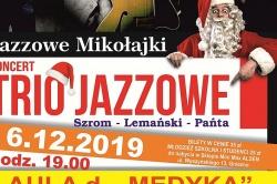 Jazzowe Mikołajki już 6 grudnia