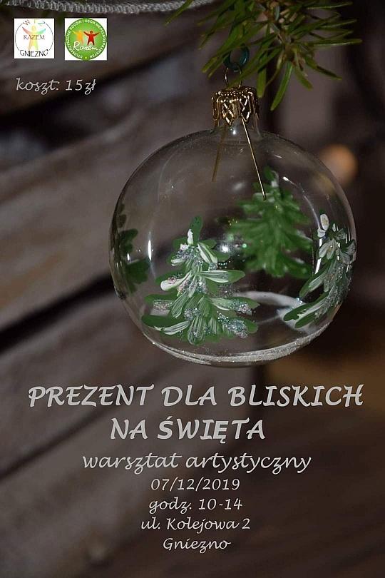 Kolejny warsztat artystyczny już 7 grudnia