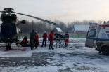 Żołnierze ratowali poszkodowanych w Tatrach