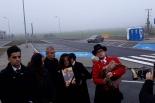 Rodzina ofiary tragicznego wypadku przerwała uroczystość otwarcia nowego odcinka drogi S5