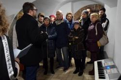 Sto metrów historii - Franciszkańska. Interaktywne Muzeum Gniezna na ulicach