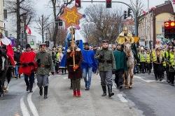 Już 6 stycznia ulicami Gniezna przejdzie Orszak Trzech Króli