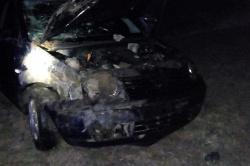 Wypadek na drodze S5! Jedna osoba w szpitalu