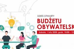 Dzień Otwarty Budżetu Obywatelskiego