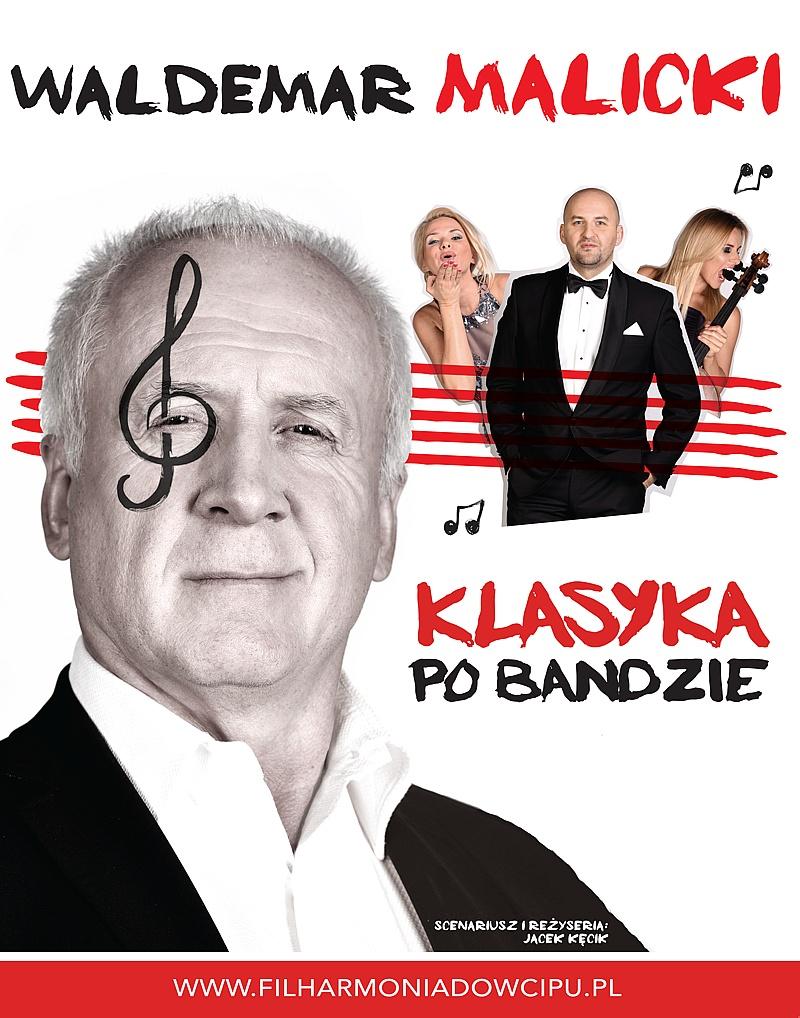 Waldemar Malicki - Klasyka po bandzie już 1 marca w Gnieźnie