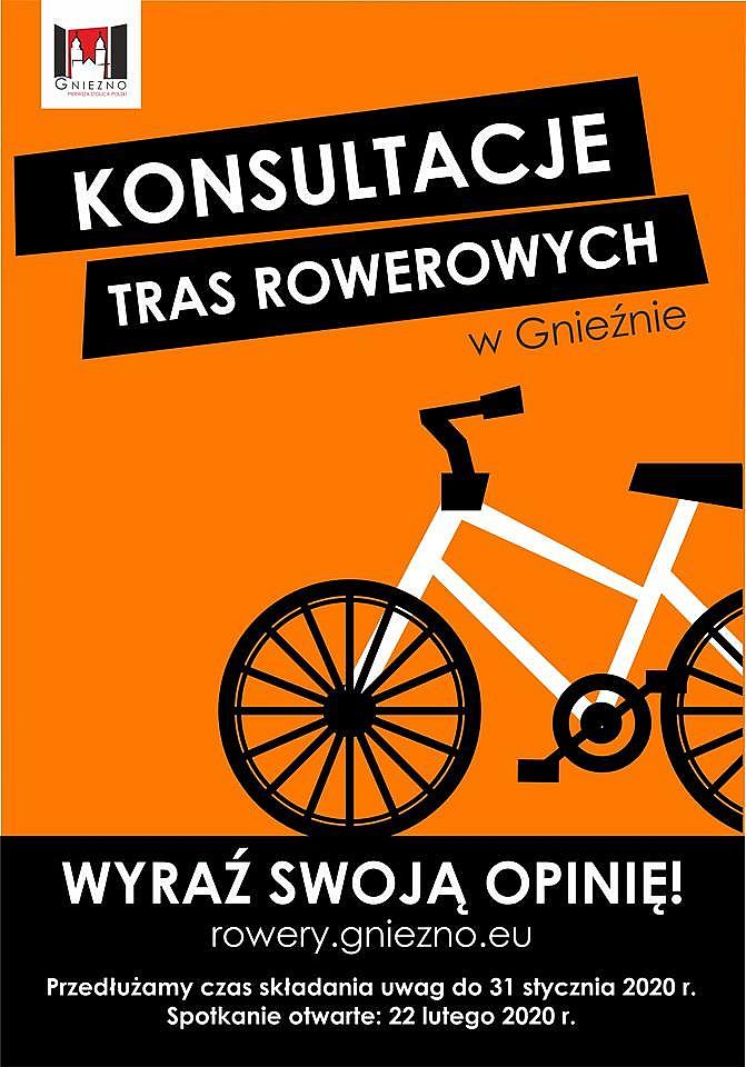 Konsultacje rowerowe przedłużone