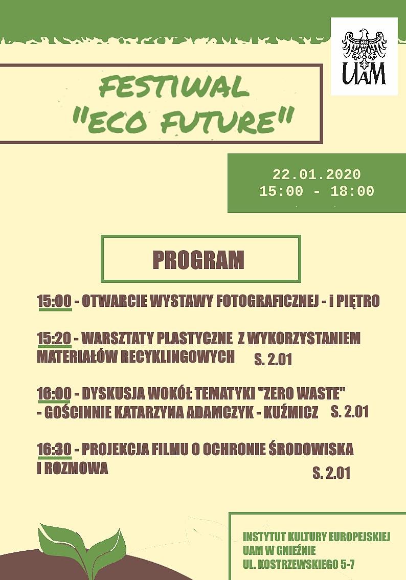 Festiwal Eco Future w IKE