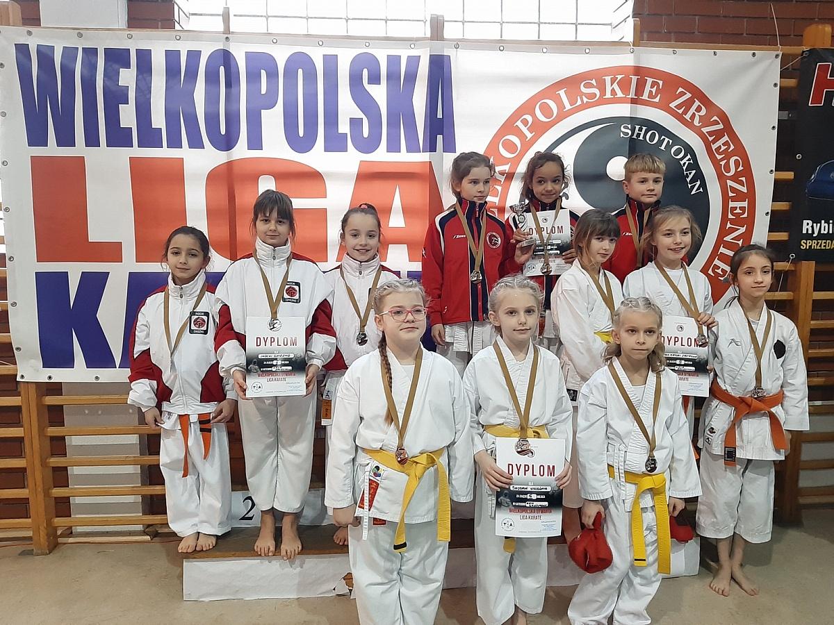 Świetny występ karateków Inochi Gniezno