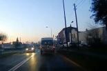 Potrącenie na przejściu w Witkowie! Wstrząsające video!