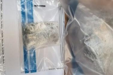 Narkotyki i amunicja w samochodzie
