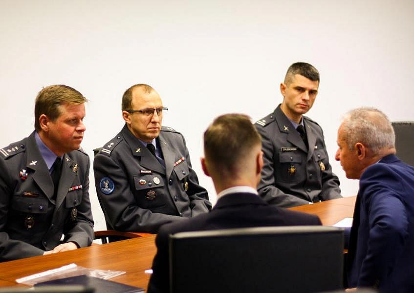 Logistyka w Siłach Zbrojnych RP czyli nowa propozycja dla uczniów