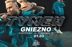 Tymek wystąpi w Gnieźnie! Koncert już 1 marca!