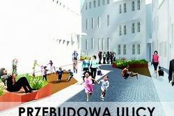 Rusza przebudowa ul. Rzeźnickiej na strefę pieszą - deptak