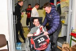 Mecz charytatywny dla Damiana Julkowskiego za nami!