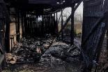 Tragiczny pożar garażu. Policja prosi o pomoc w identyfikacji zwłok