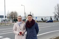 Radni walczą o budowę ronda na niebezpiecznym skrzyżowaniu