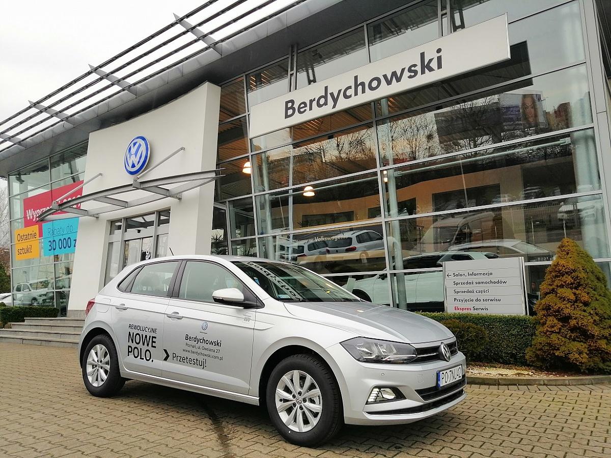 Co jeśli nie leasing? Volkswagen Berdychowski ma rozwiązanie!