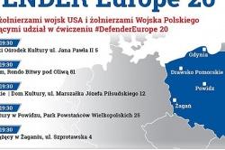 Good Will Tour - koncerty rockowe w ramach ćwiczenia DEFENDER-Europe 20