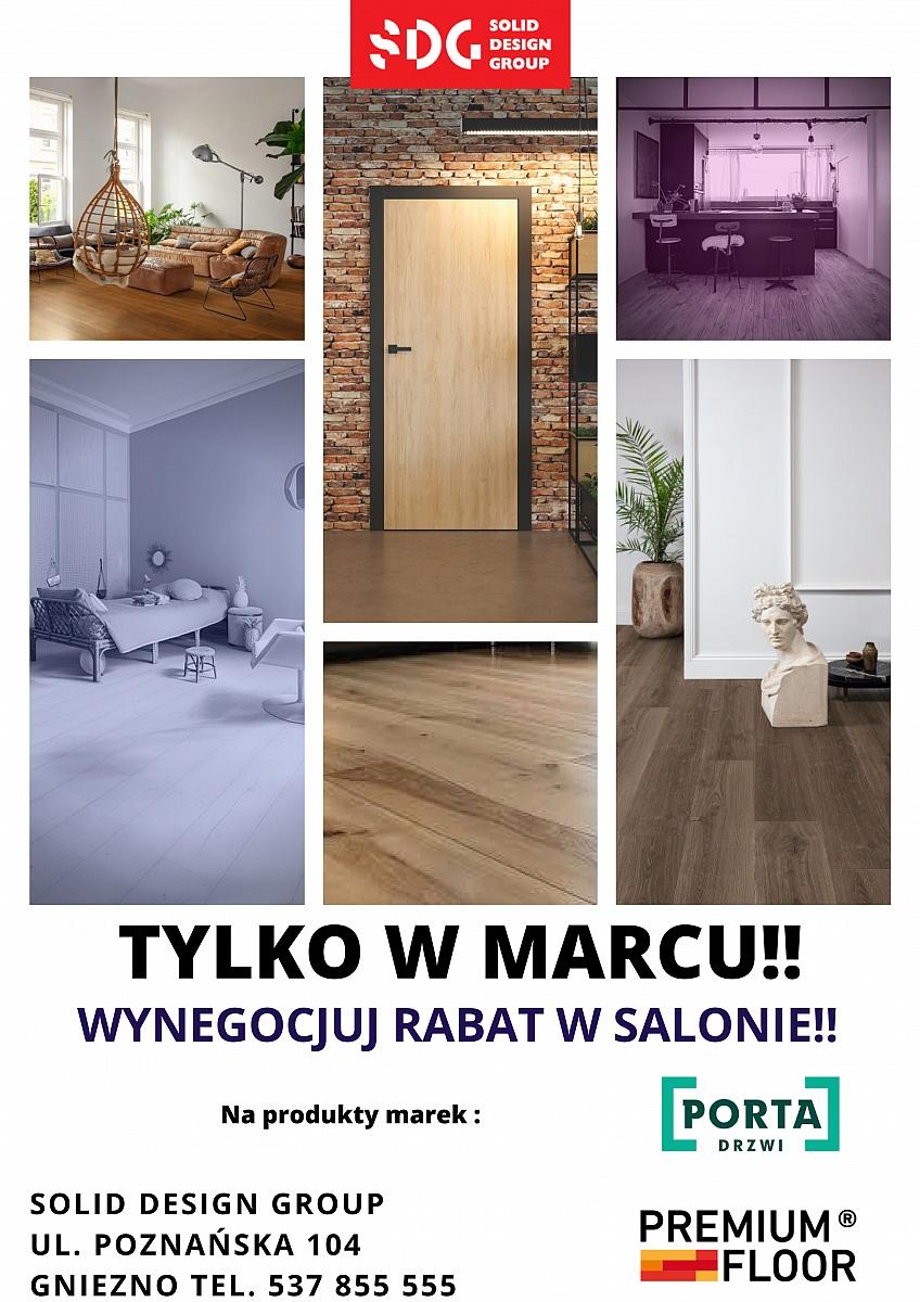 Budujesz dom lub remontujesz mieszkanie? Wynegocjuj rabat w salonie Solid Design Group!