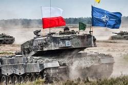 Wojska amerykańskie przejadą z Powidza do Torunia