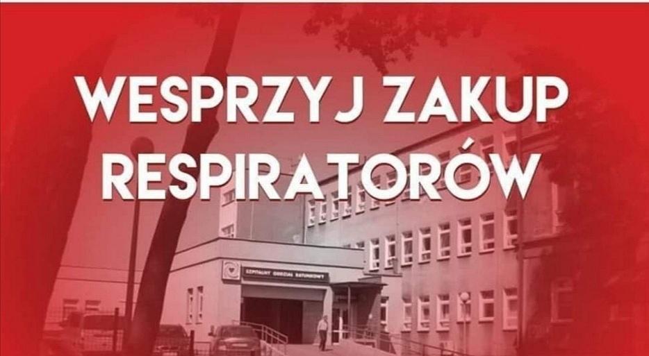 Zbiórka dla gnieźnieńskiego szpitala!