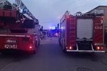 Pożar przy ul. Kadłubka w Gnieźnie