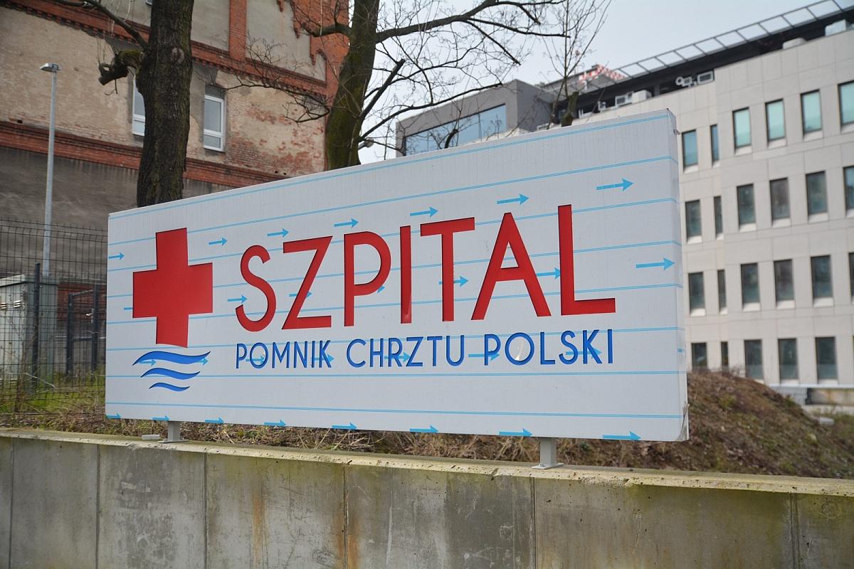 Poseł Tadeusz Tomaszewski zabiega o wsparcie dla szpitala