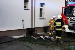 Pożar w Łubowie