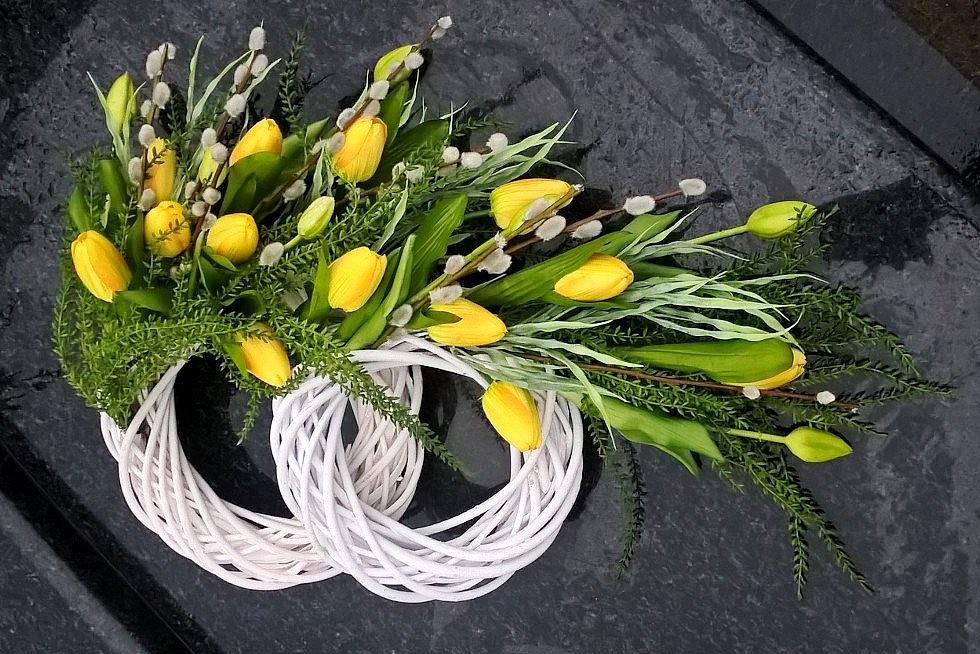 Wiosna i Wielkanoc z Akademią Kwiatów! Zamów dekorację z 20% rabatem!