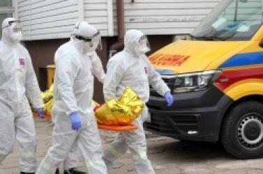 Pacjent z raną brzucha zgłosił się do przychodni w Trzemesznie! Miał objawy sugerujące zakażenie koronawirusem!