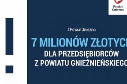 7 mln zł ze środków z rezerwy Funduszu Pracy na pomoc dla przedsiębiorców