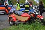 Zderzenie motocyklistów w Jelonku! Dwie osoby w szpitalu!