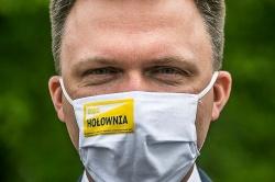 W sobotę do Gniezna przyjedzie Szymon Hołownia