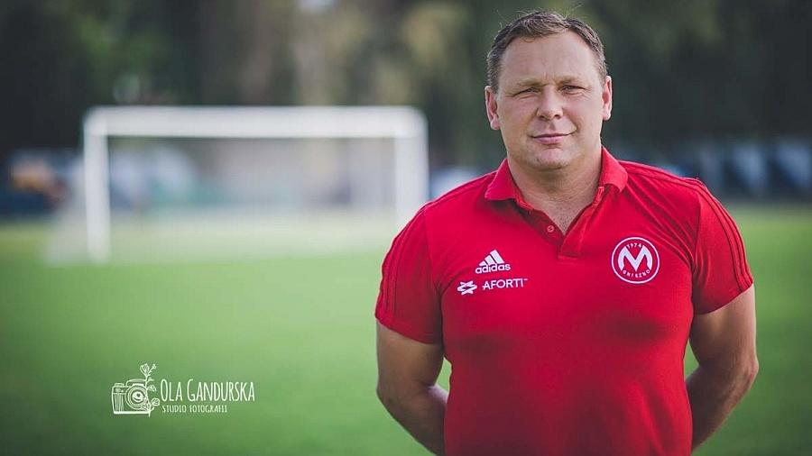 Mariusz Bekas pokieruje Mieszkowcami w sezonie 2020/2021