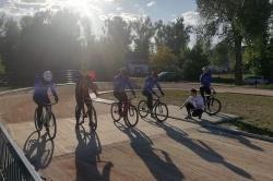 Przedsezonowe przetarcie speedrowerzystów Aseko Orła Gniezno