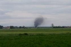Pożar w Odrowążu