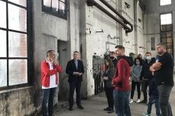 Mieszkańcy dzielili się pomysłami na Parowozownię