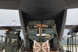 Powidzkie Herculesy w ćwiczeniu DEFENDER-Europe 20+