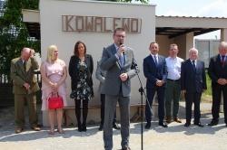 Powiat Gnieźnieński zakończył inwestycję wartą ponad 3,5 mln zł