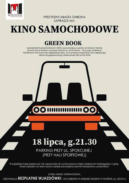 Kino samochodowe w Pierwszej Stolicy