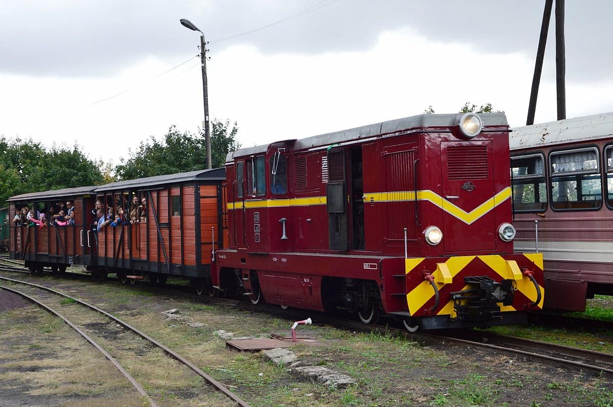 Gnieźnieńska Kolej Wąskotorowa gotowa do startu